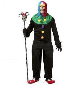 Disfraz de Joker King