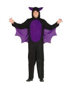 Disfraz murciélago hombre