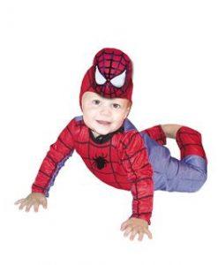 Disfraz araña bebé