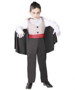 disfraz de vampiro Damien