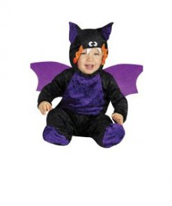 Disfraz de murciélago bebé