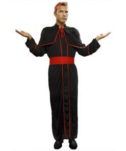 disfraz de arzobispo para hombre