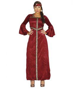 Disfraz princesa del renacimiento