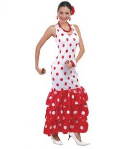Disfraz de Sevilla para mujer