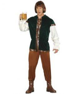 disfraz posadero Guzman
