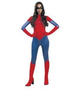 Disfraz de superheroína