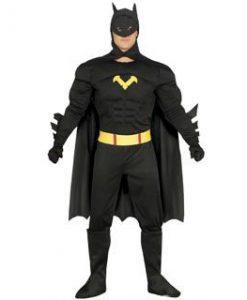 Disfraz hombre murciélago