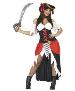 Disfraz pirata Claudia