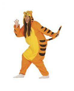 Disfraz de tigre para adulto