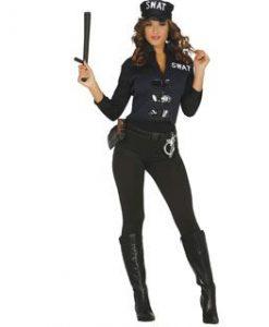 Disfraz Swat para mujer