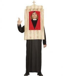 Disfraz de confesionario