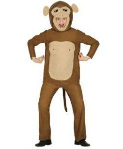 Disfraz de mono para hombre