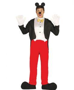 Disfraz de Mickey para hombre