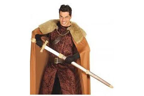 Espada caballero medieval