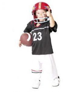 Disfraz de quarterback niño