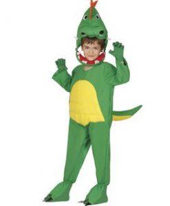 Disfraz de Dinosaurio infantil