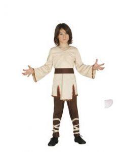 Disfraz de Jedi niño