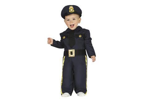 Disfraz de Policía para bebé