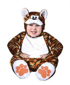Disfraz de tigre para bebé