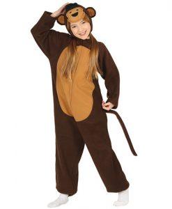 Disfraz de mono infantil, unisex