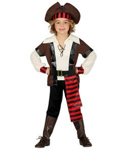 Disfraz pirata 7 mares niño
