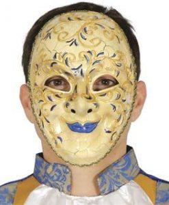 Antifaces, Caretas y Máscaras