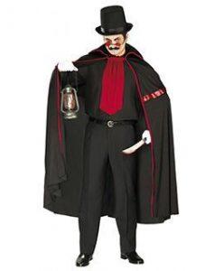 Disfraz de Jack El Destripador para adulto