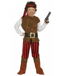 disfraz de corsario infantil