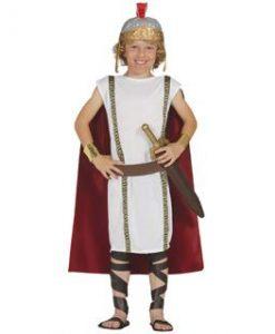 Disfraz de soldado romano niño