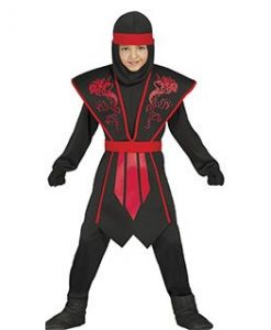 Disfraz de Shadow Ninja para niño