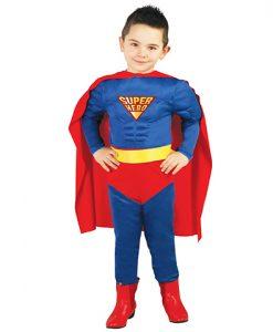 Disfraz de Super héroe para niño