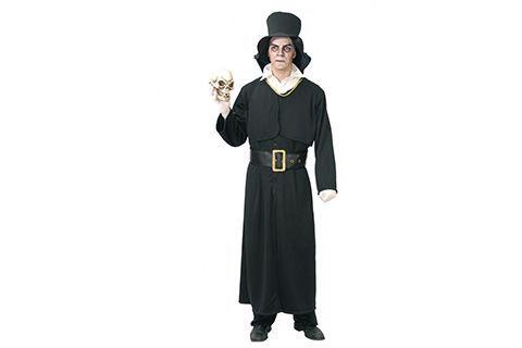 Disfraz enterrador hombre