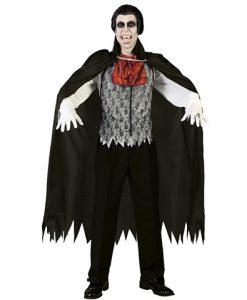 Disfraz vampiro Viktor hombre