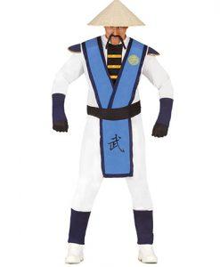 Disfraz de Kung Fu para hombre