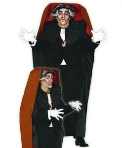 disfraz vampiro ataud adulto