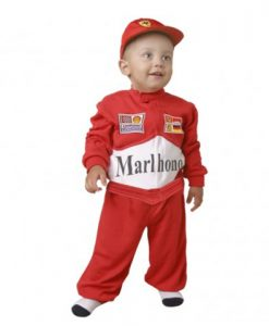 disfraz de piloto para bebé