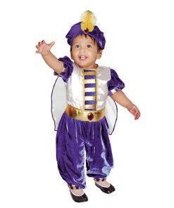 Disfraz principe hebreo bebé