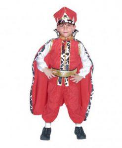 Disfraz de rey