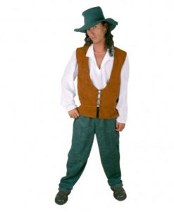Disfraz campesino