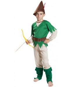 Disfraz Robin Hood niño