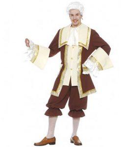 disfraz de marqués de Figueira para hombre