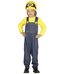 disfraz de miniero infantil