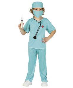 Disfraz de cirujano niño
