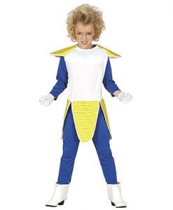 disfraz espacial infantil