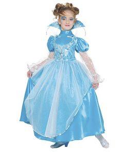 disfraz de princesa cisne niña