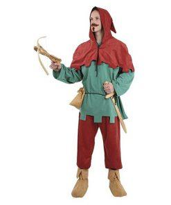 Disfraz de Robin de los Bosques