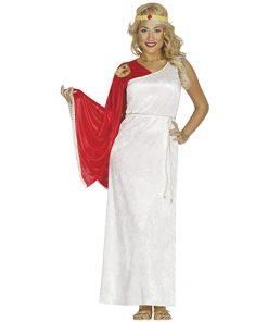 disfraz de romana deluxe para mujer