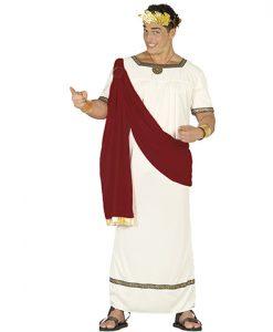 disfraz de augusto césar para hombre