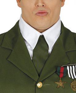 Pasador con tres medallas militares