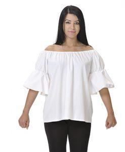 camisa tabernera blusa medieval